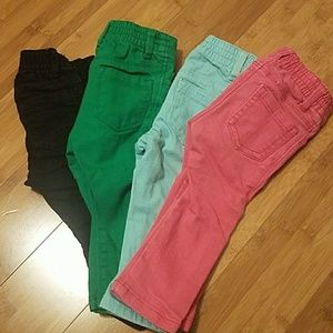 Old Navy Skinny Jeans 12-18 months